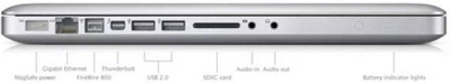 2011 macbook pro ports