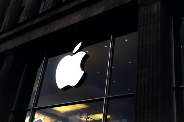 apple amende record