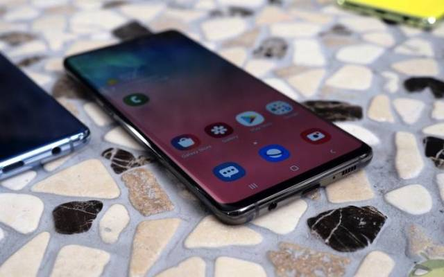 Samsung Galaxy S10 Android 11 One UI 3.0 update