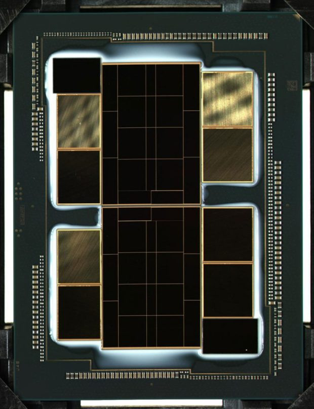 GPU Xe HPC 2-tile d'Intel