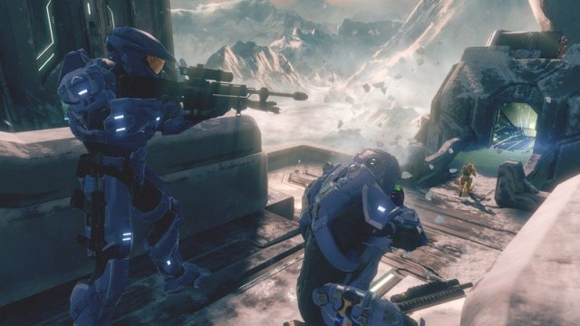 Halo 2 Anniversary Lockdown