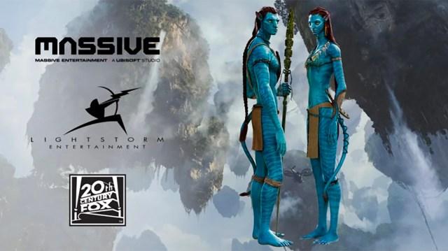 Jeu Avatar Ubisoft Massive