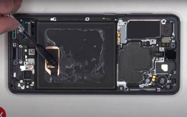 Samsung Galaxy S21 5G Disassembly 4