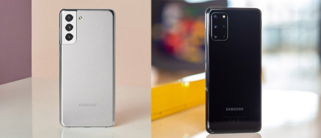 Samsung Galaxy S21 series vs Galaxy S20 series - the upgrades detailed