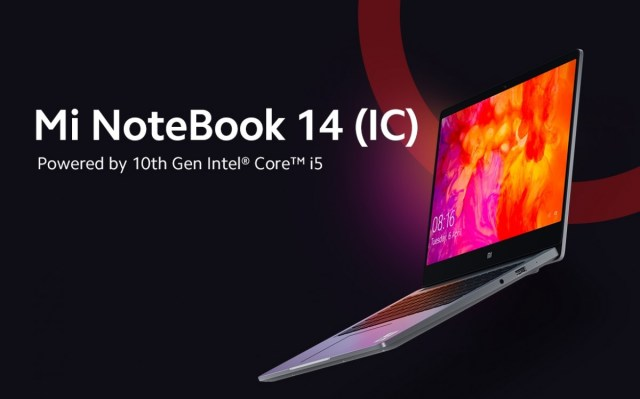 Xiaomi reintroduces Mi Notebook 14, this time with an integrated cam