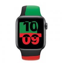 Apple Watch Series 6 Black Unity edition