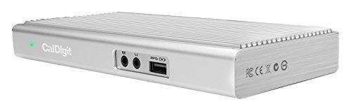 31faK3f+EFL - CalDigit Element Hub, Concentrateur Thunderbolt 8 Ports (video)