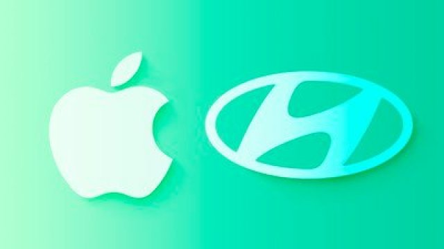 Apple and Hyundai feature teal