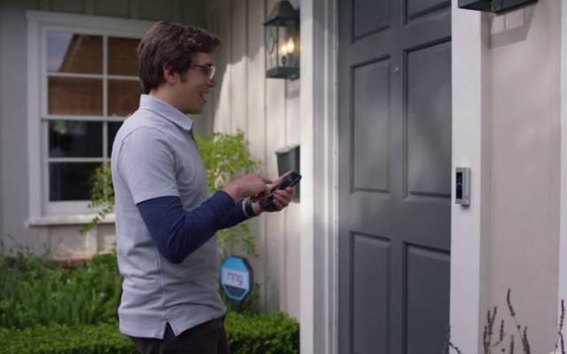 Ring Video Doorbell Pro Alexa Greetings