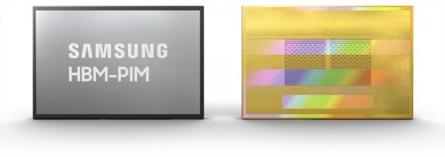 Samsung creates RAM with integrated AI processing hardware