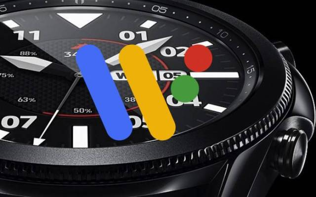 Samsung Galaxy Watch Wear OS