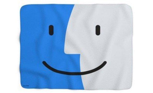 icon throw blanket