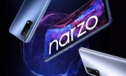 Realme unveils Narzo 30 Pro with 5G and 120Hz screen, Narzo 30A tags along