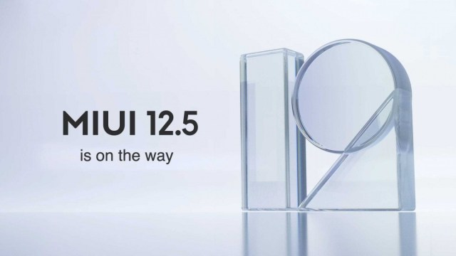 Xiaomi announces global MIUI 12.5 release time frame