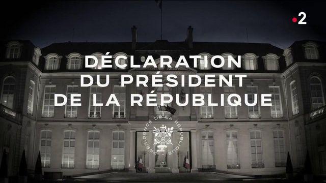 Allocution d'Emmanuel Macron : quels sont les scénarios envisagés ?