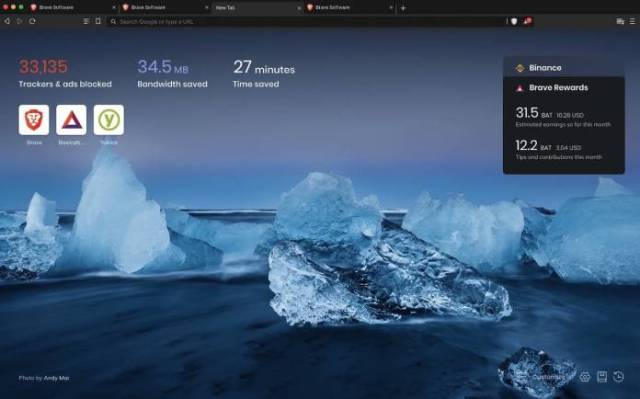 Brave Browser Search Engine