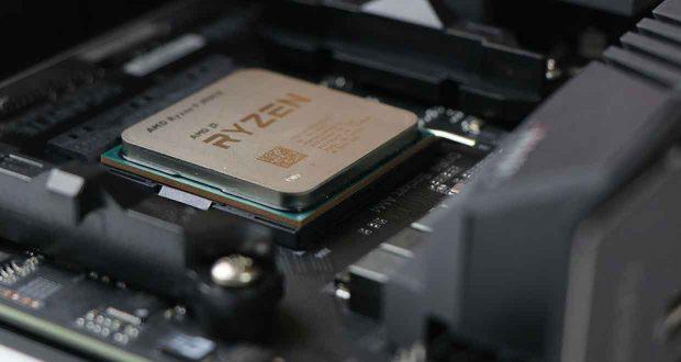 Ryzen 9 3900X d'AMD