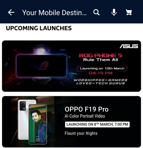Flipkart reveals Oppo F19 Pro is coming on March 8 with a punch hole screen and quad camera