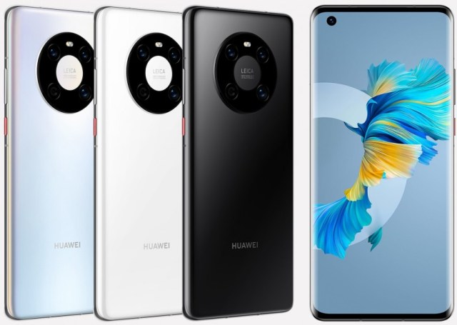 Huawei Mate 40E 5G announced with Kirin 990E and 90Hz curved screen, Mate 40 RS Porsche Design gets a new variant
