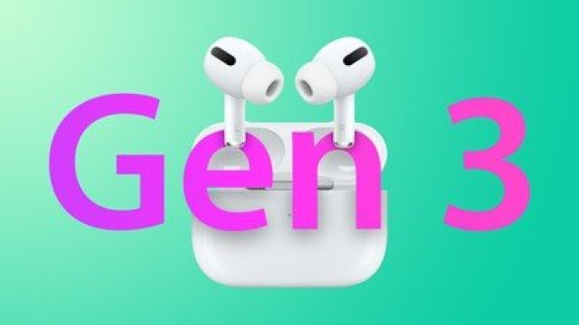 AirPods Gen 3 Feature