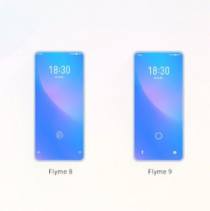 Flyme 9 design