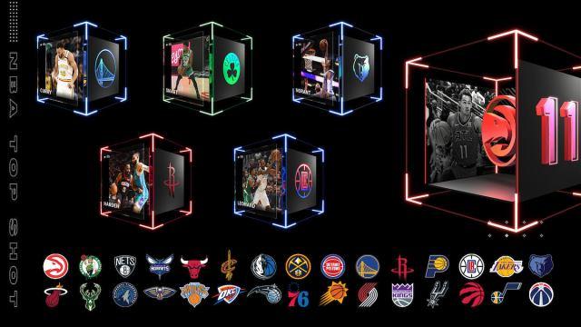 NBA Top Shot NFT Moments