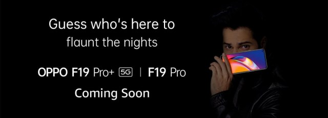 Oppo F19 Pro and F19 Pro+ will launch in India soon