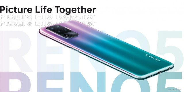 Oppo Reno5 F becomes official with MediaTek Helio P95 chipset