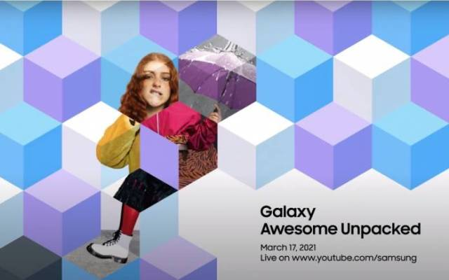 Samsung Galaxy Awesome Unpacked 2021
