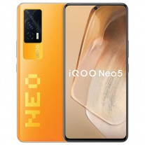 vivo iQOO Neo5 in Orange