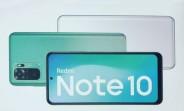 Xiaomi Redmi Note 10 major leak reveals design, Snapdragon 678 chipset