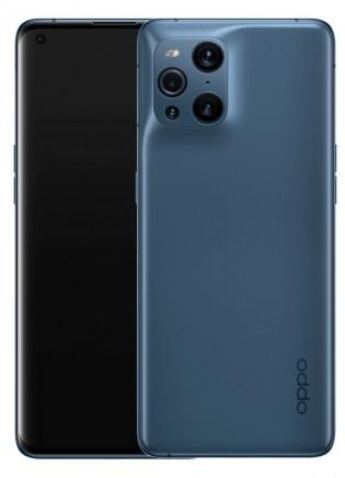 Oppo Find X3 Pro in Blue