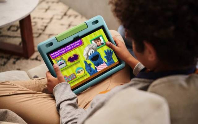 Amazon Fire HD 10 Kids