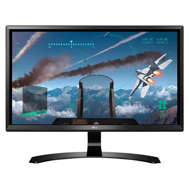 Lg 24in 4k Uhd Ips Monitor