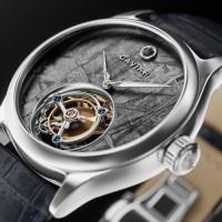 Caviar's Discovery Meteorite watch