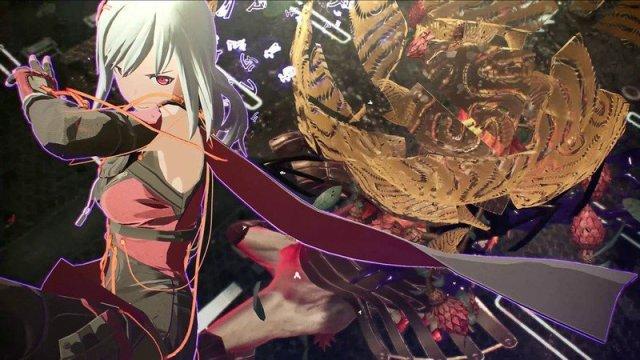 Scarlet Nexus Kasane