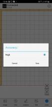 DAJA app basic interface and options - DAJA DJ6 laser engraver review