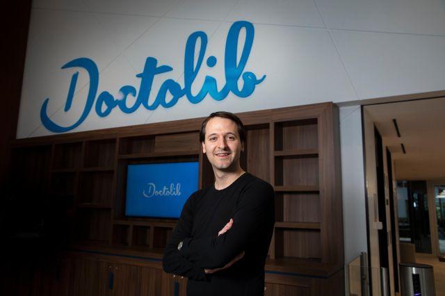 Levallois-Perret (Hauts-de-Seine), le 11 février 2020. Pas moins de 40 millions de rendez-vous sont pris chaque mois à l'aide de Doctolib, la start-up cofondée par Stanislas Niox-Château en 2013.