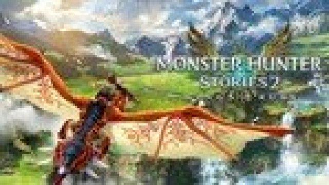 Monster Hunter Stories 2 Box Art