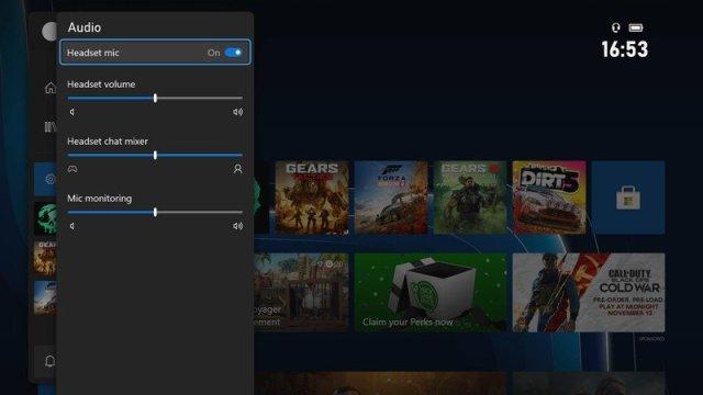 Xbox Series X|S Audio Settings