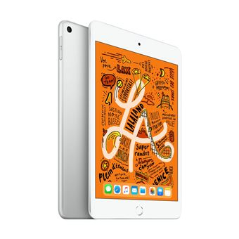 Apple iPad mini 5 Wi-Fi 64 Go Argent