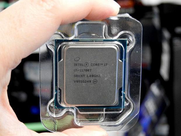 Processeur Intel Core i7-11700T