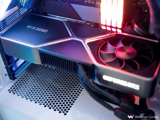 NVIDIA GeForce RTX 3080 review