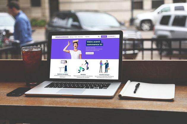 OpenClassrooms: Se former en ligne pour rebondir dans sa vie professionnelle