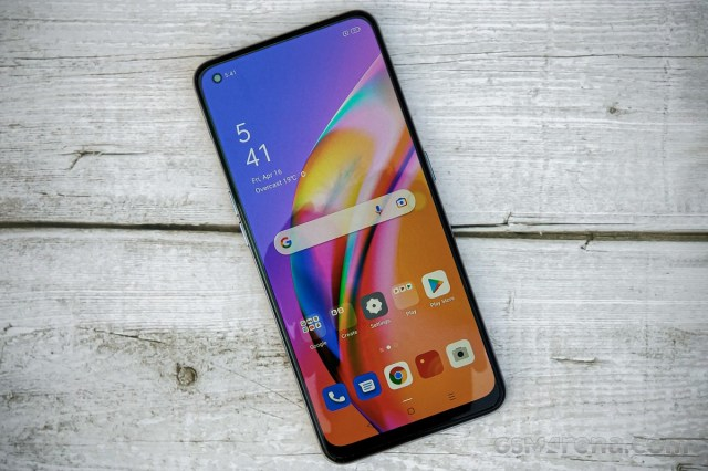 Oppo F19 Pro+ 5G hands-on review