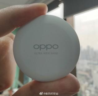 Oppo Smart Tag tracker design