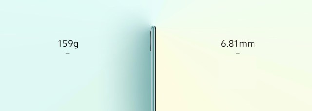 Xiaomi Mi 11 Lite poids