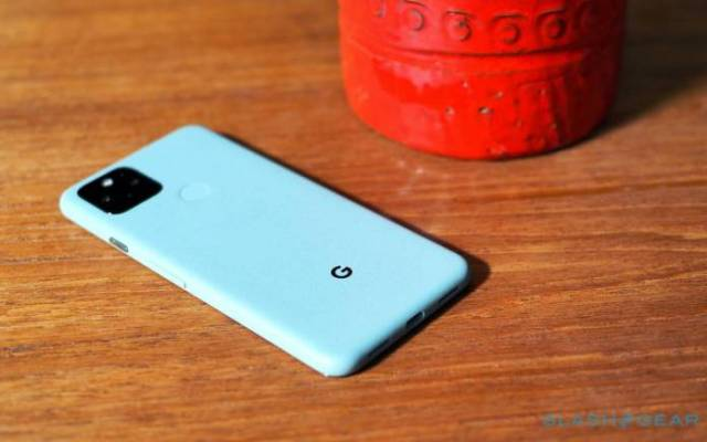 Google Pixel 6 Phone Concept Image 2021