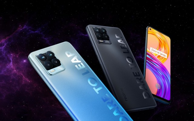 Realme 8 5G to arrive in India on April 22
