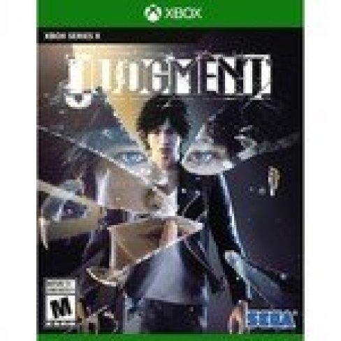 Judgement Yakuza Xbox Series X